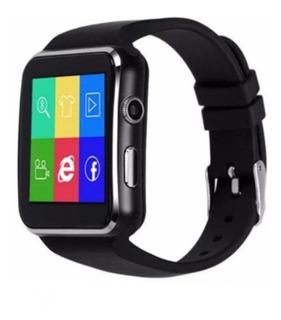 Relogio Celular Inteligente Smart Watch De Chip Cartão Sd