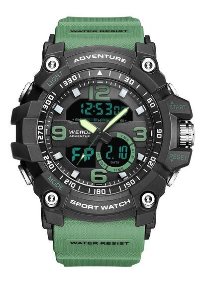 Relógio Masculino Esportivo A Prova D´água Original D139