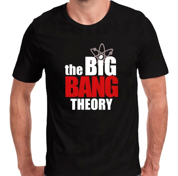 Playera Dama Y Caballero The Big Band Theory
