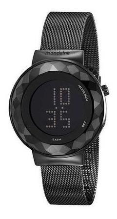 Relógio Mondaine Feminino Lcd 32006lpmvpe3