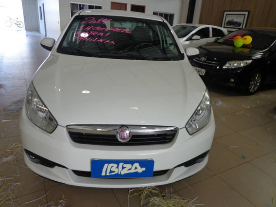 Fiat Grand Siena 1.4 Attractive Mecanico
