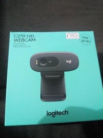 Webcam Logitech G270
