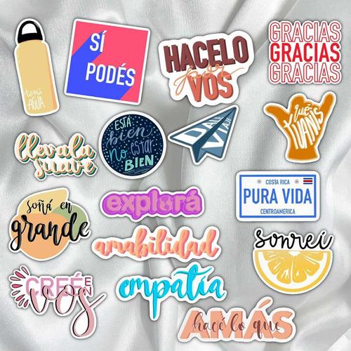 Sticker Pack Dale Viaje Jmg