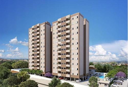 Imagem 1 de 10 de Apartamento Com 2 Dormitórios À Venda, 65 M² Por R$ 280.000,00 - Vila São José - Taubaté/sp - Ap0011