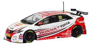 Coches De Slot,scalextric Btcc Honda Civic Type R 2015 H..