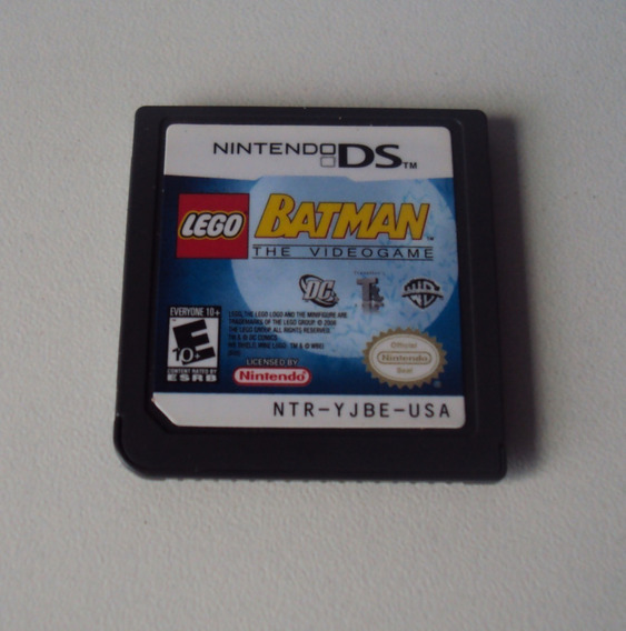Lego Batman The Videogame Original Para Nintendo Ds
