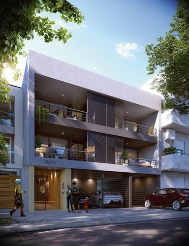 Apartamento Moderno Con Parrillero Propio !!