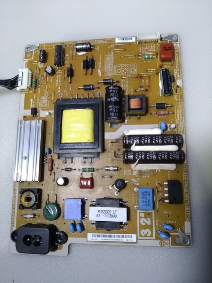 Placa Fonte Samsung Un32d4003bg