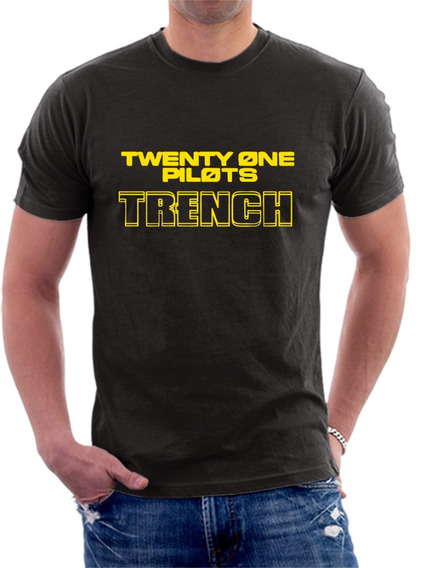 Remera Twenty One Pilots - Color Animal