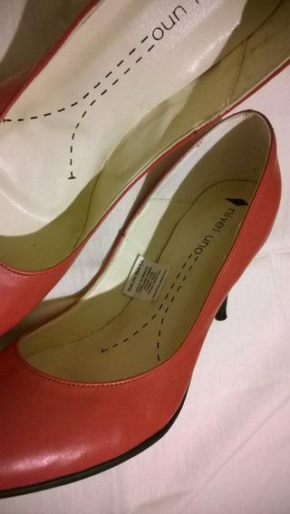 Zapatos Stiletto Mujer Nuevos Sin Caja