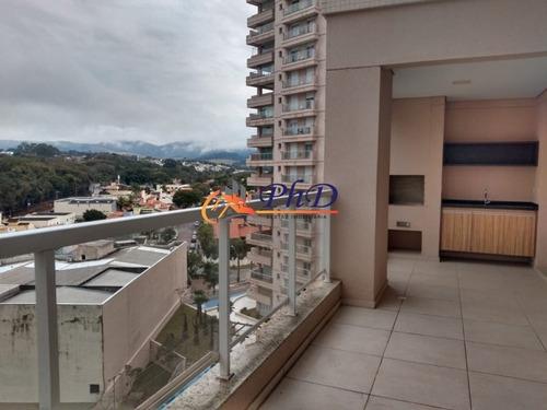 Imagem 1 de 15 de Grand Garden Residence - Apartamento Alto Padrão A Venda No Bairro Jardim Das Samambaias - Jundiaí, Sp - Ph16688