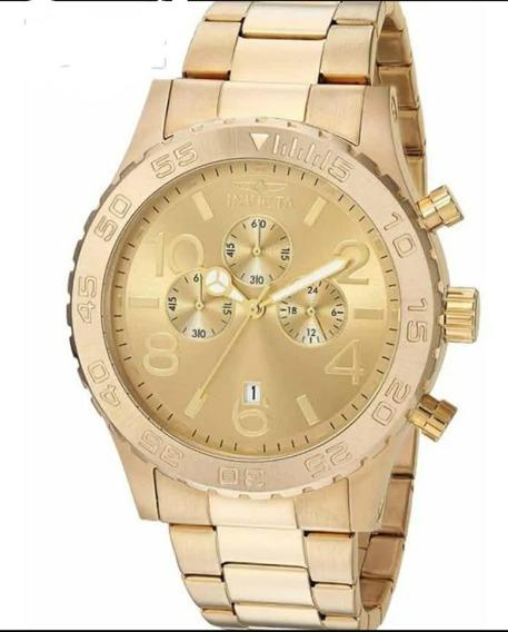 Relógio Invicta Speciality 1270 18 K Envio Imediato
