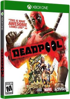 Deadpool Xbox One Nuevo Fisico Sellado Envio Gratis