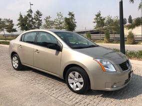Nissan Sentra 2009 Custom Clima Automatico Como Nuevo!