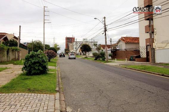 Terreno Área 560 M² R$ 1.500.000 - Portão - Curitiba/pr - Te0021