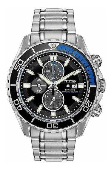 Relógio Citizen Eco Driver Promaster Chronograph Ca0719-53e