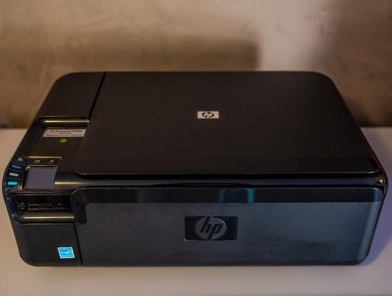 Multifuncional Hp Photosmart C 4480 Usada - Impressora Hp