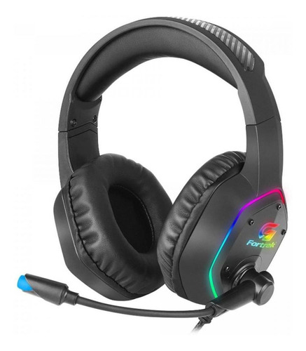 Headset Gamer Led Rgb Blackfire Ps4 Xbox One Celular Fortrek