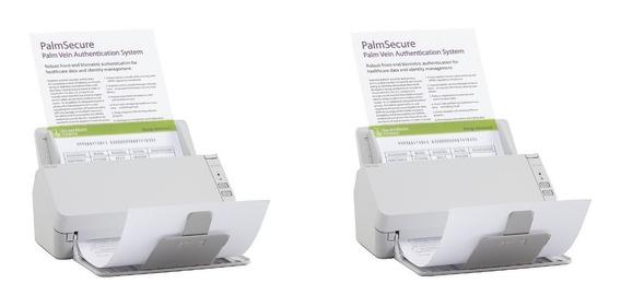 2x Scanner Fujitsu Sp 1125 Sp-1125 Sp1125 Novo Nota Fiscal
