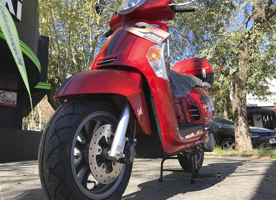 Kymco Like 200i 0km Financia 12 Cuotas No Honda Pcx 150