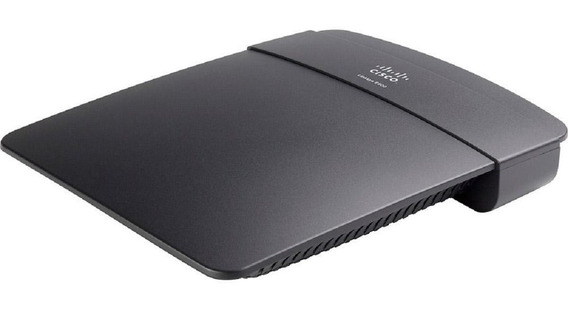 Roteador Wireless-n Cisco 300mbps Linksys C/nf E900-br
