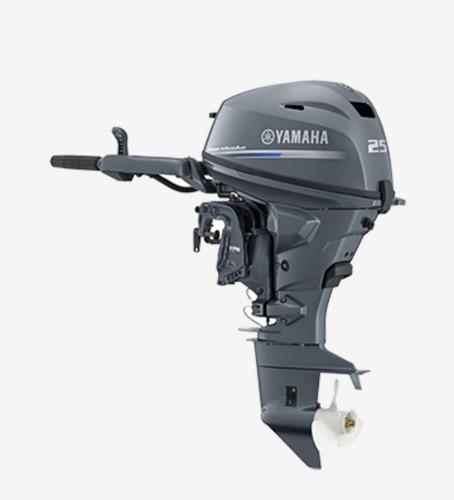 Imagem 1 de 1 de Yamaha 25 Hp 4t Okm 2021 Top De Linha 18 X Sem Entrada