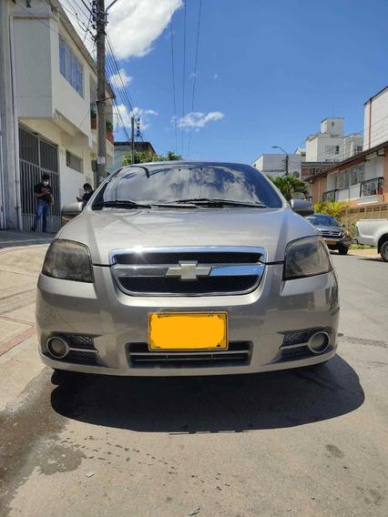 Chevrolet Aveo Emotion