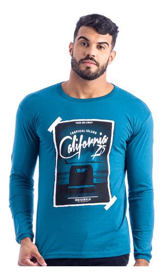 10 Camisetas Masculina Camisas Blusas Atacado Baratas Longa