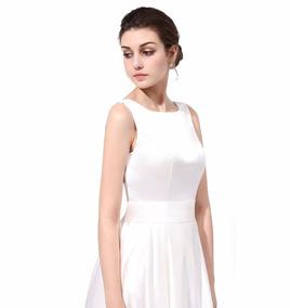 Vestido De Novia Talla 8 Modelo Azahar
