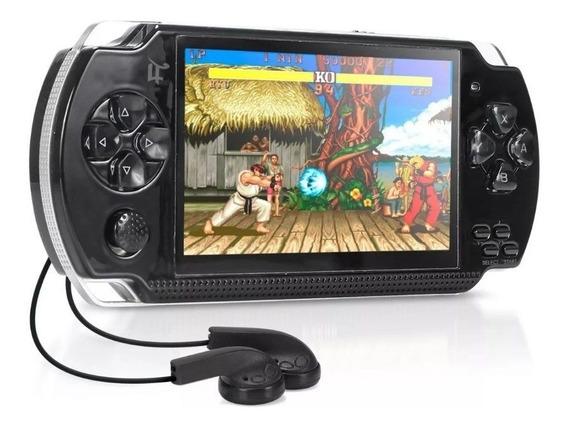 Mini Vídeo Game Portátil Retrô Mp5 Câmera Nintendo Arcad
