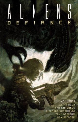 Aliens Defiance Tp Vol 1 + 2