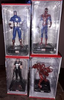 Figuras Marvel Y Dc 3d Y Batimoviles