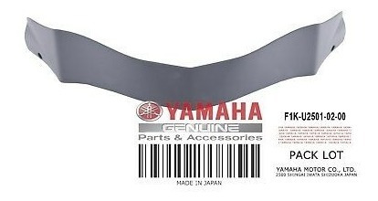 Parachoque Dianteiro Jet Ski Yamaha Cinza Vx 2005 - 2009