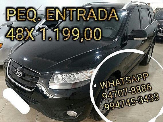 Hyundai Santa Fé 2.7 Mpfi Gls V6 24v 200cv 2010