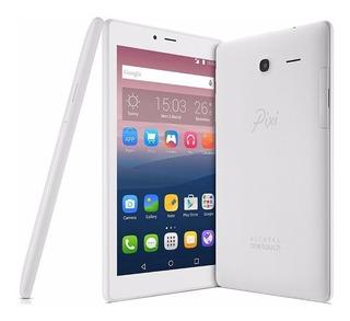 Tablet Alcatel Pixi4 8063 Câm.2mp/vga 8gb Tela 7 Branco
