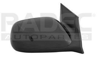 Espejohonda Civic2006-2007-2008-2009-2010-2011 2p Elec Negro