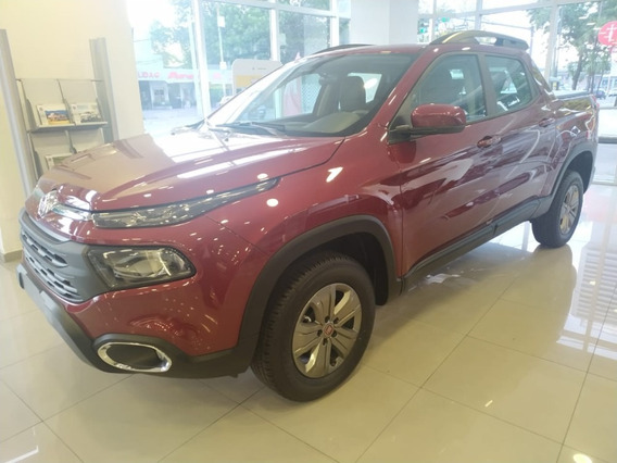 Fiat Toro 1.8 Freedom 4x2 At 2020 / 0km Financio 0km C0d