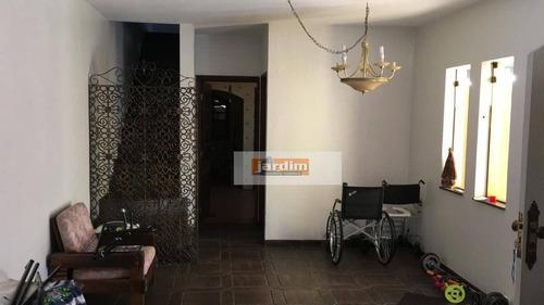 Imagem 1 de 23 de Sobrado Com 3 Dormitórios (1 Suíte), Sala 2 Ambs E 2 Vagas À Venda, 208 M² - Nova Petrópolis - São Bernardo Do Campo/sp - So2829