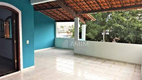 Imagem 1 de 20 de Casa À Venda, 118 M² Por R$ 300.000,00 - Fonseca - Niterói/rj - Ca0656