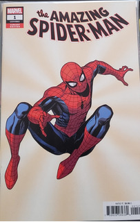 Marvel - Amazing Spider Man 1 Variant (5th Serie)