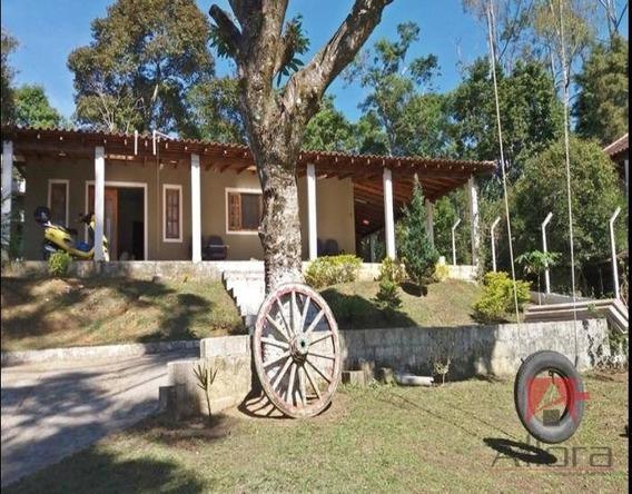 Chácara Com 3 Dormitórios À Venda, 1200 M² Por R$ 250.000,00 - Jardim Das Palmeiras - Juquitiba/sp - Ch0158