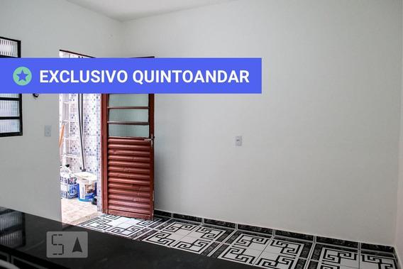 Casa Com 1 Dormitório - Id: 892890204 - 190204