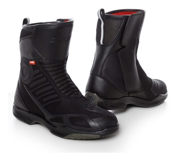 Botas Moto Ls2 Air Tech Touring Protecciones
