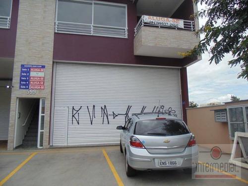 Imagem 1 de 15 de Sala Para Alugar, 44 M² Por R$ 2.500/mês - Portal Ville Primavera - Boituva/sp - Sa0083