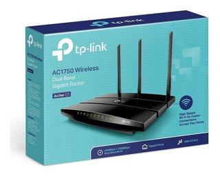 Router Tp Link Ac1750 Archer C7 Gigabit Wi-fi Dual Band Usb