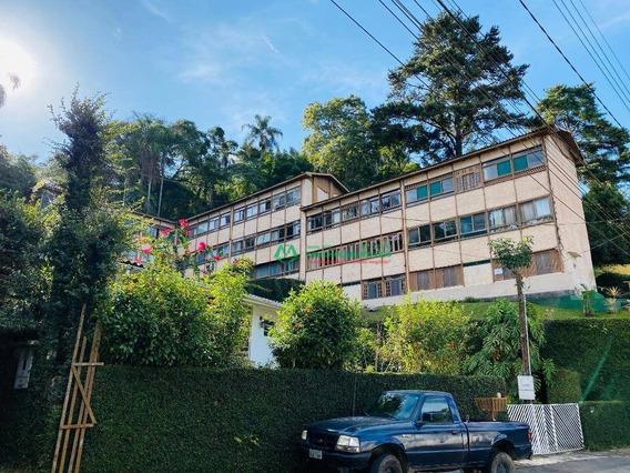 Apartamento Com 1 Dormitório À Venda, 40 M² Por R$ 140.000,00 - Jardim Santa Paula - Cotia/sp - Ap0275