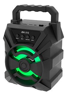 Caixa Som Bluetooth Mp3 Radio Fm Cartao Usb Aux 15w Rms E13