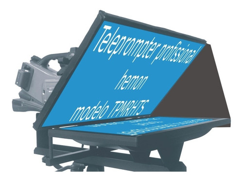 Teleprompter Profissional Monitor Led / Lcd  Tpvergts