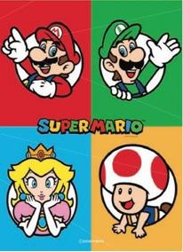 Quadro Mario E Sonic - Outros Quadros em Rio Grande do Sul