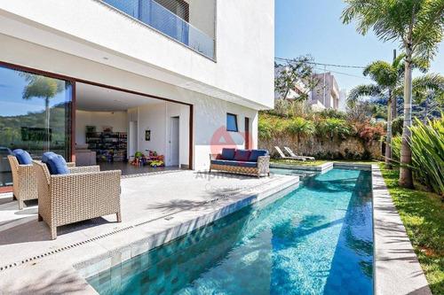 Imagem 1 de 30 de Casa Com 4 Dormitórios À Venda, 520 M² Por R$ 6.000.000,00 - Alphaville - Santana De Parnaíba/sp - Ca6287